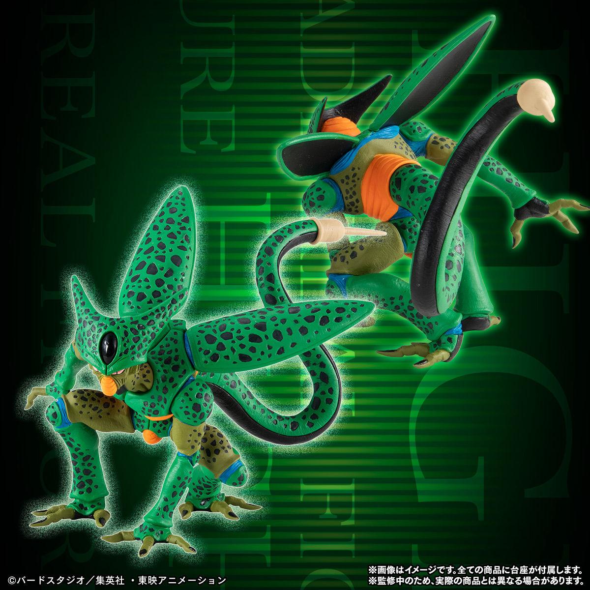 【限定販売】HGシリーズ『HG ドラゴンボール セル完全セット』全8種-003