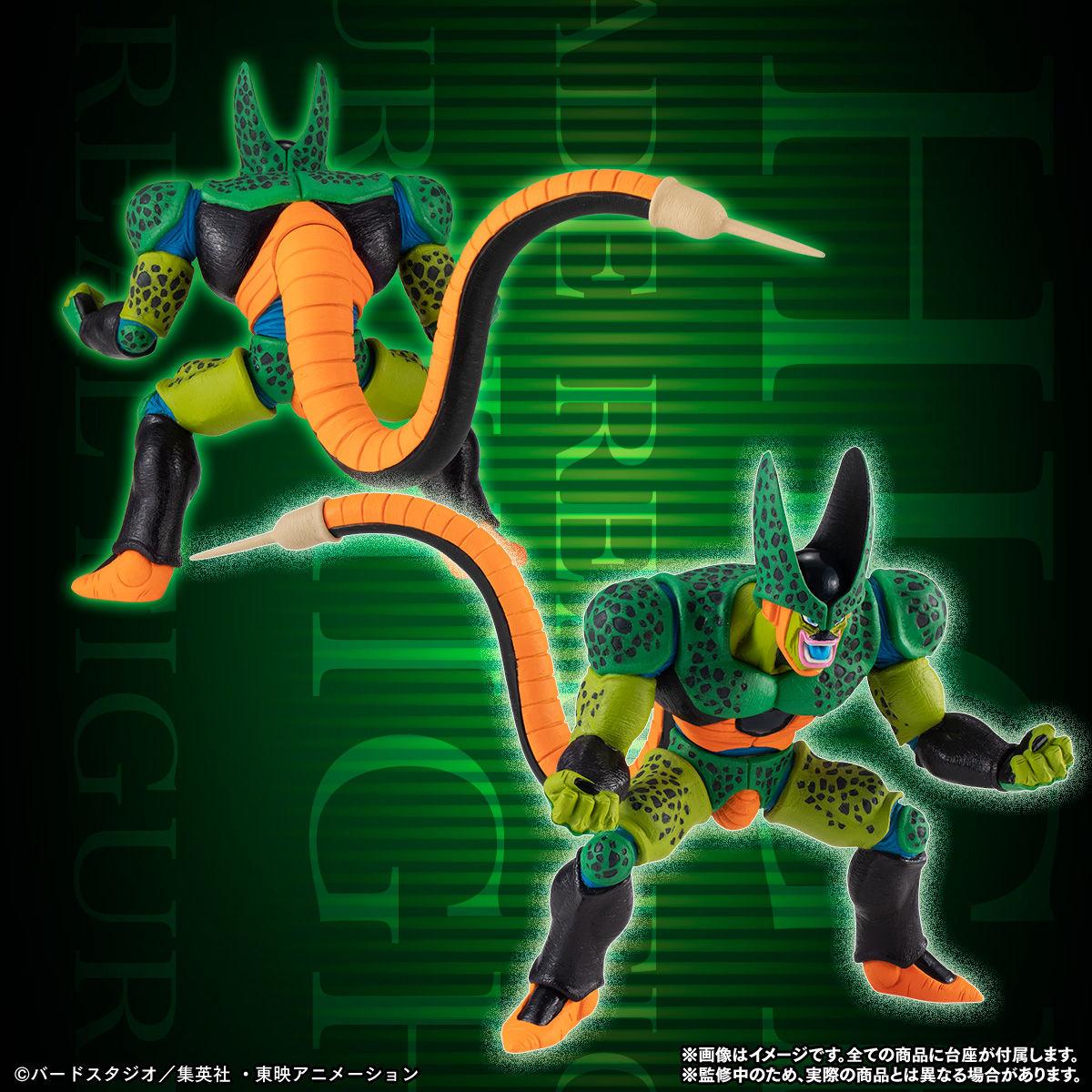 【限定販売】HGシリーズ『HG ドラゴンボール セル完全セット』全8種-004