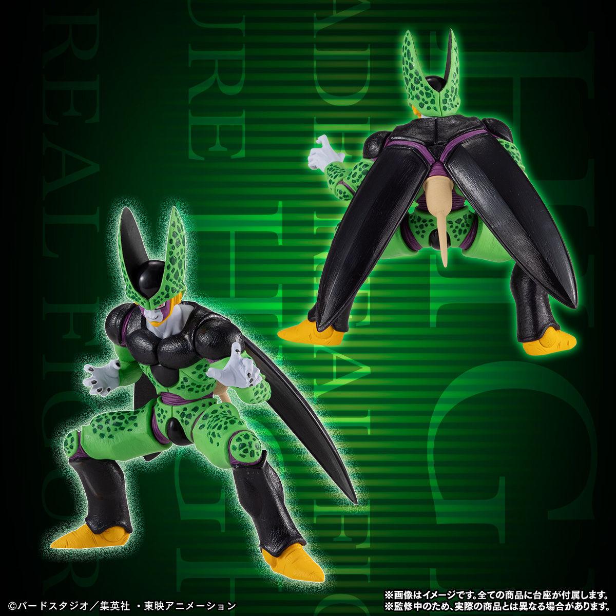 【限定販売】HGシリーズ『HG ドラゴンボール セル完全セット』全8種-005