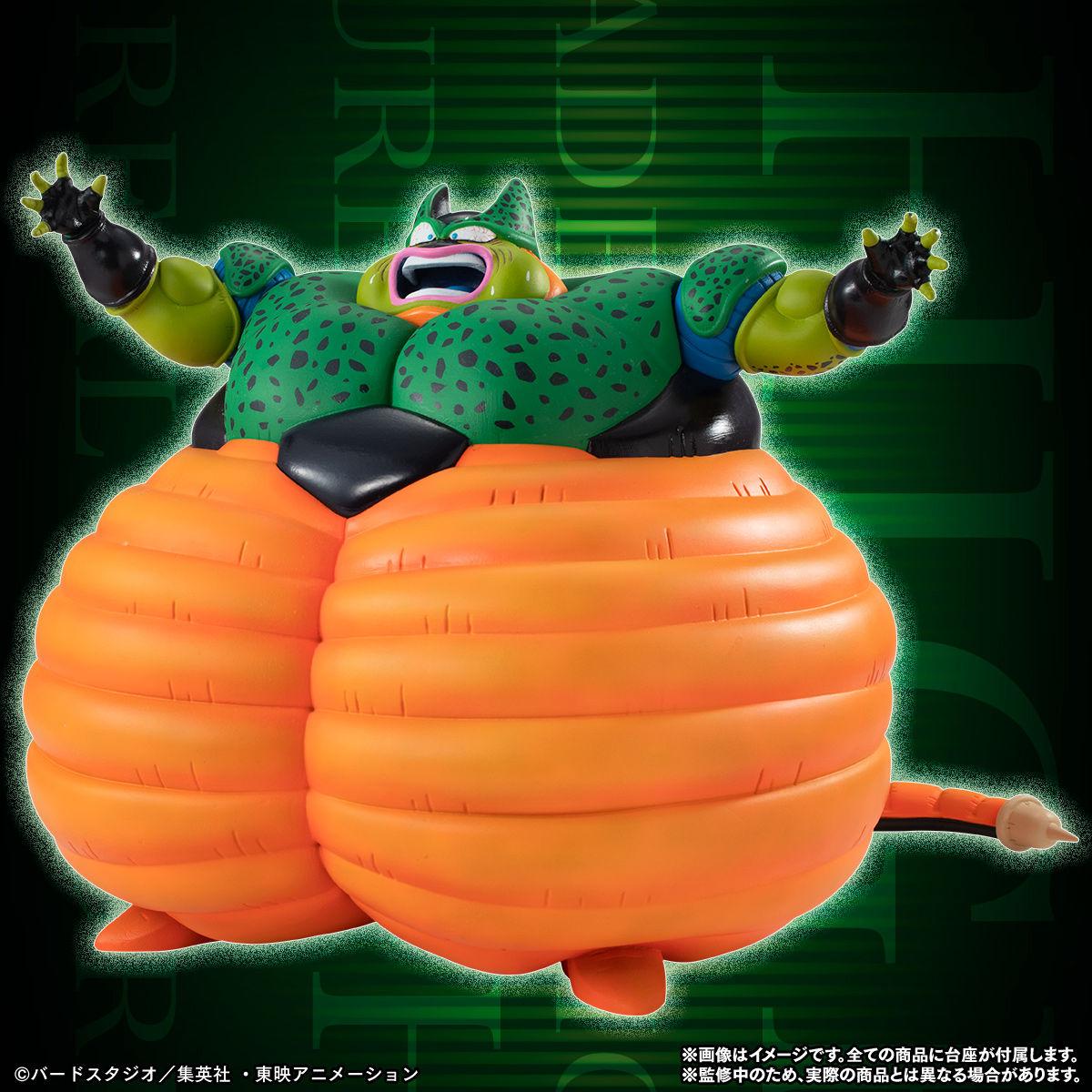 【限定販売】HGシリーズ『HG ドラゴンボール セル完全セット』全8種-008