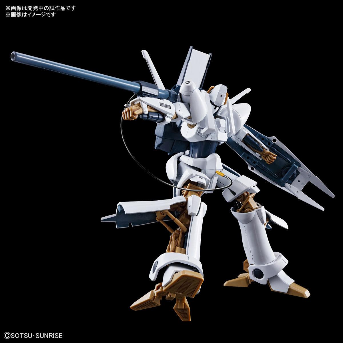 HG 1/144『エルガイム』重戦機エルガイム プラモデル-002