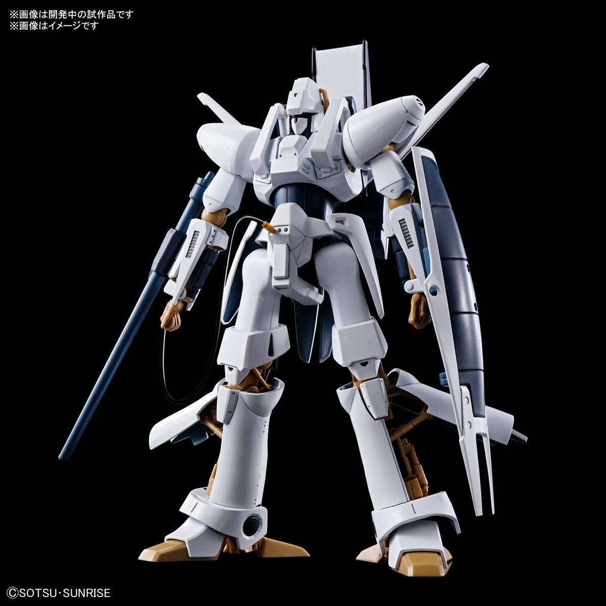 HG 1/144『エルガイム』重戦機エルガイム プラモデル-003