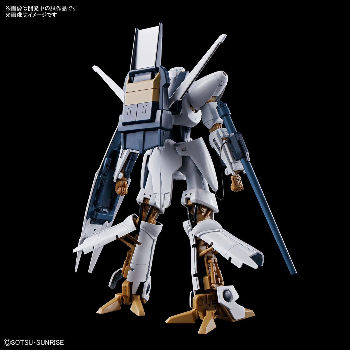 HG 1/144『エルガイム』重戦機エルガイム プラモデル-004