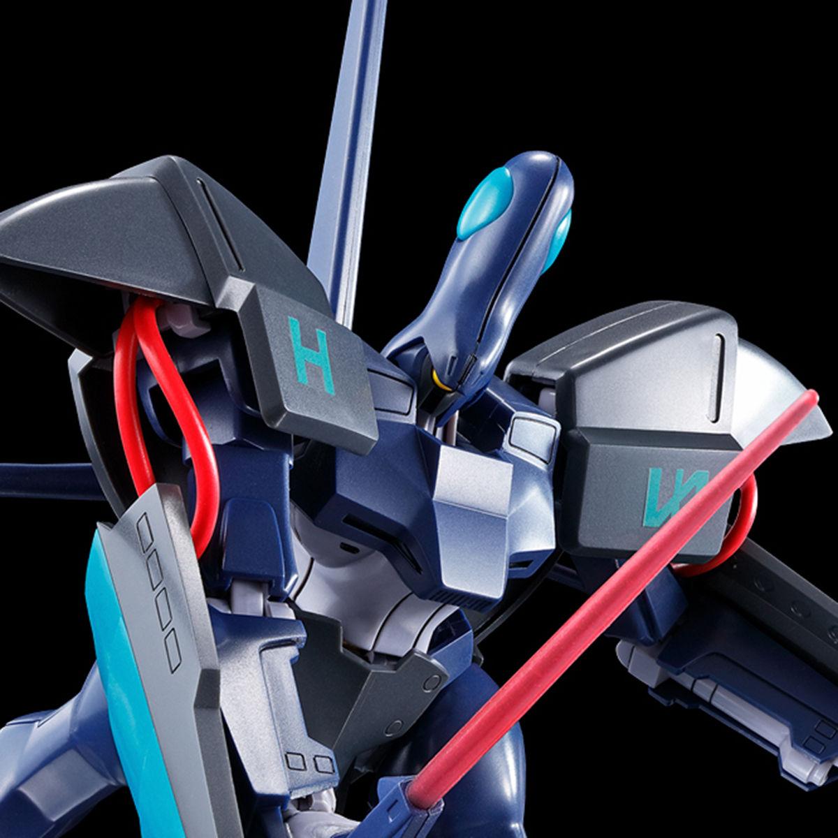 HG 1/144『アトール』重戦機エルガイム プラモデル-001