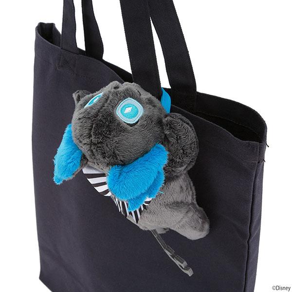 【限定販売】ディズニー ツイステッドワンダーランド『グリム デザイン バッグ チャーム』ツイステぬいぐるみマスコット