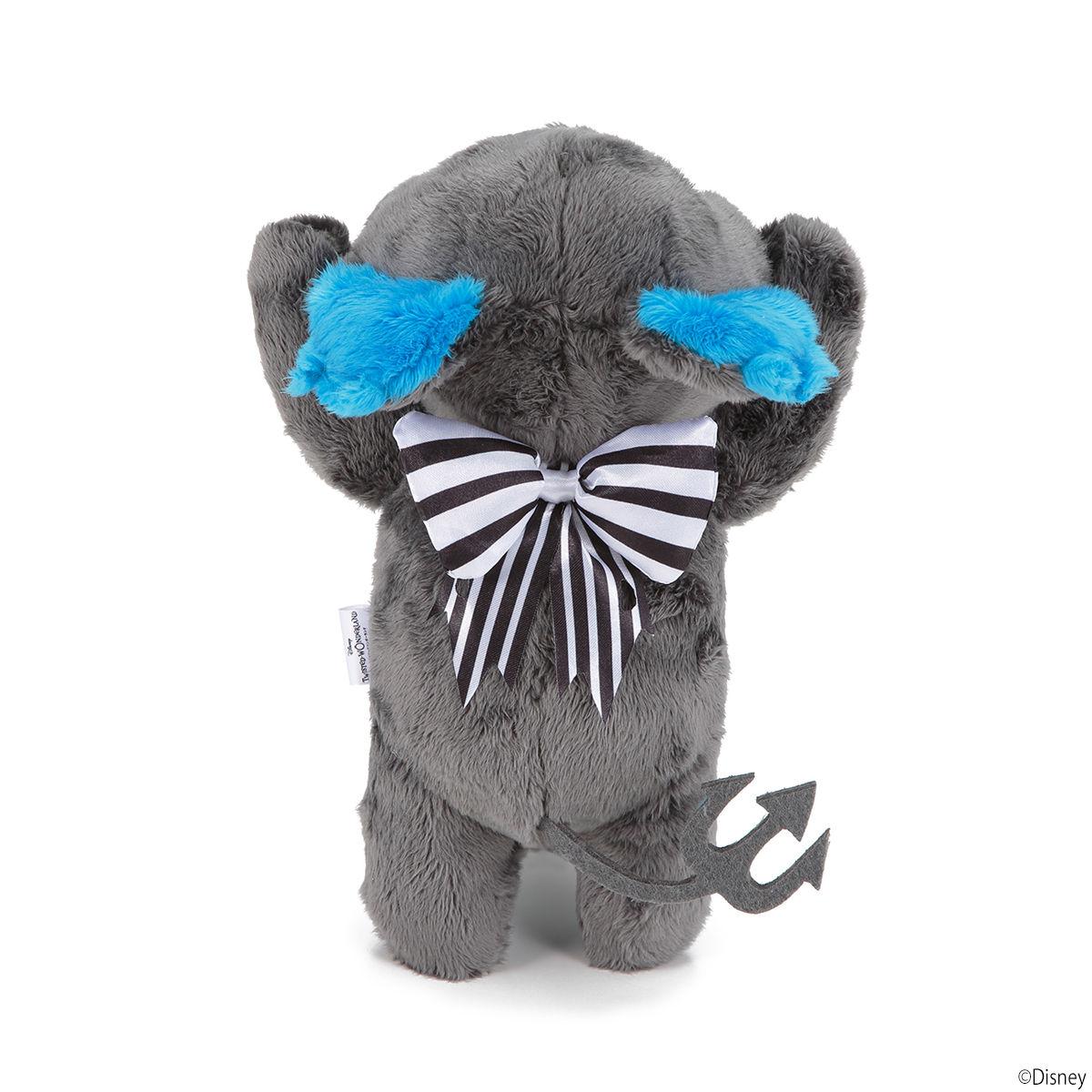 【限定販売】ディズニー ツイステッドワンダーランド『グリム デザイン バッグ チャーム』ツイステぬいぐるみマスコット-005