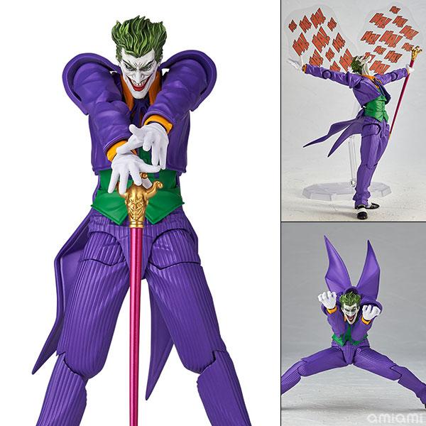 フィギュアコンプレックス アメイジング・ヤマグチ No.021『JOKER ジョーカー』DCコミックス 可動フィギュア