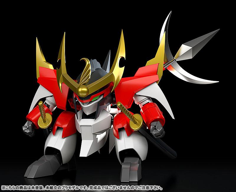 PLAMAX MS-10『戦王丸』魔神英雄伝ワタル プラモデル-003