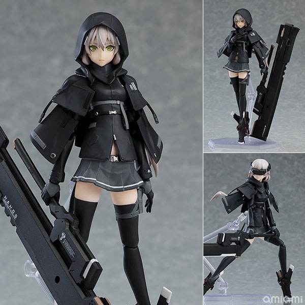 figma『重兵装型女子高生 壱[another]』可動フィギュア