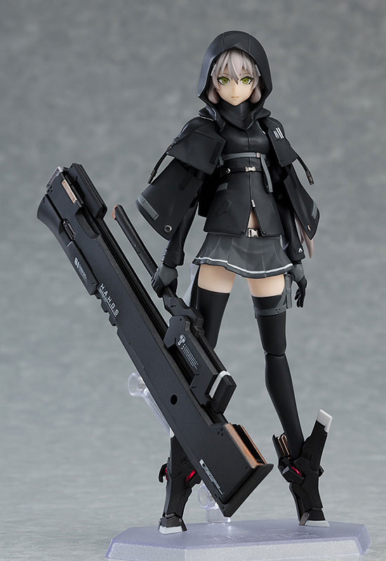 figma『重兵装型女子高生 壱[another]』可動フィギュア-001