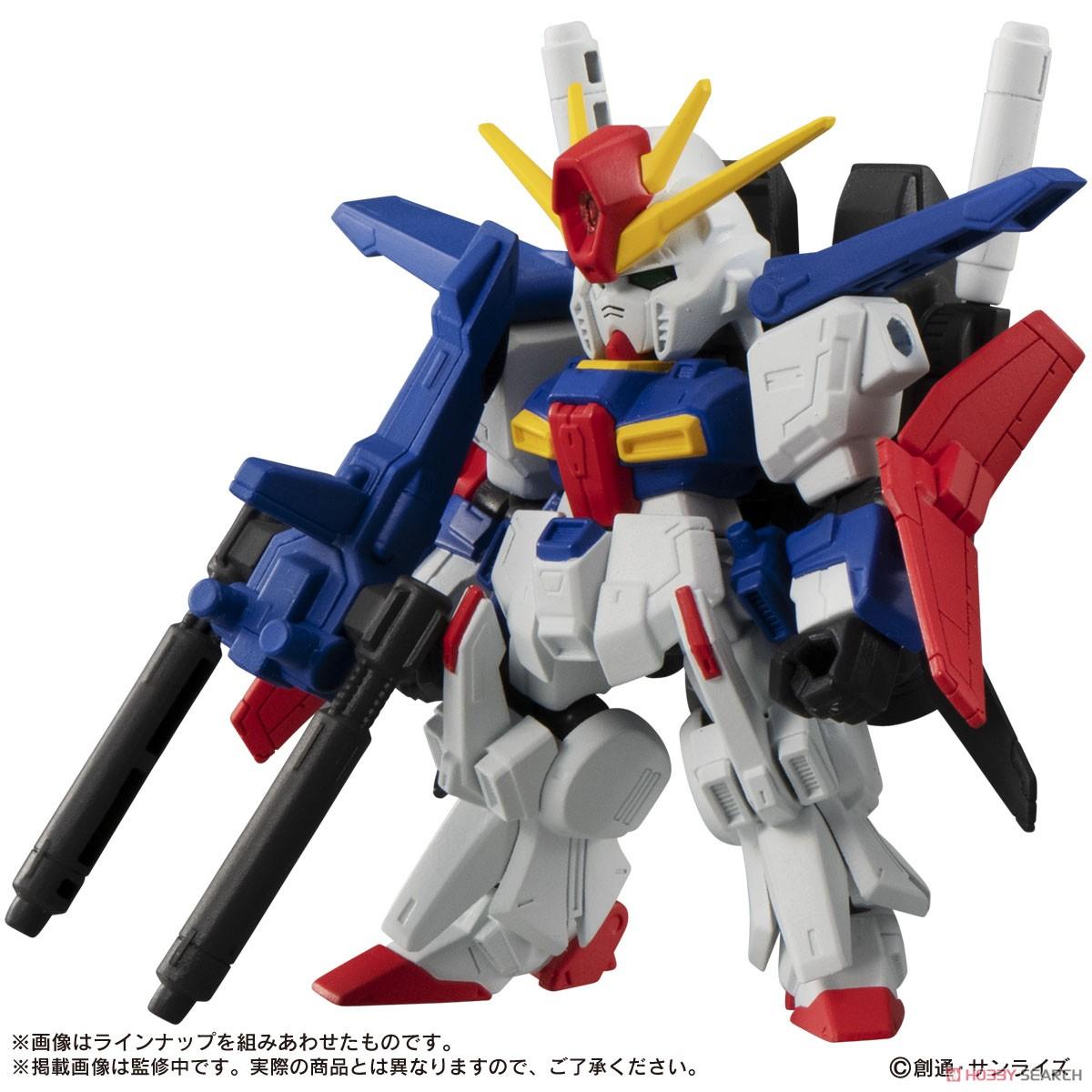 機動戦士ガンダム『MOBILE SUIT ENSEMBLE17』デフォルメ可動フィギュア 10個入りBOX-002