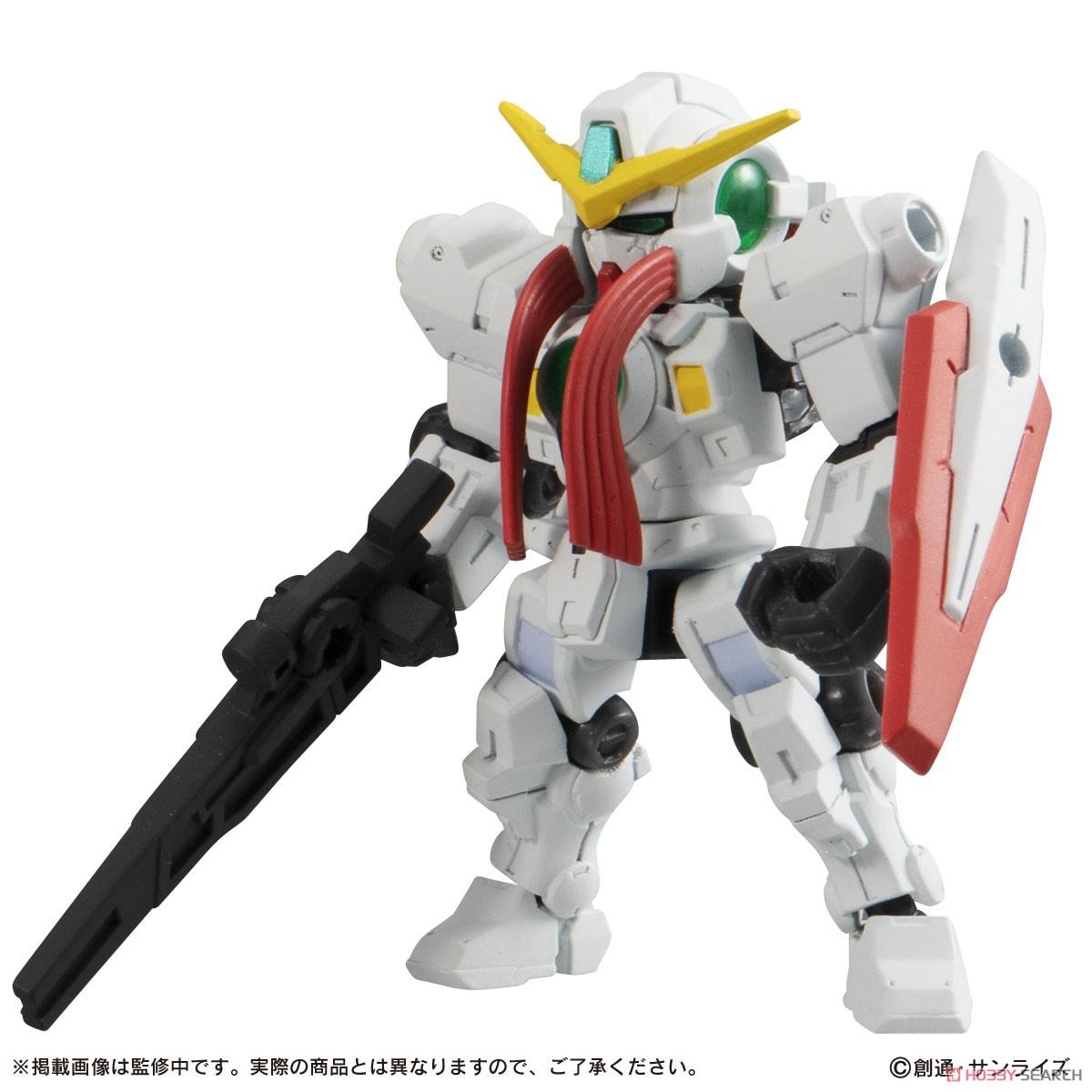 機動戦士ガンダム『MOBILE SUIT ENSEMBLE17』デフォルメ可動フィギュア 10個入りBOX-003
