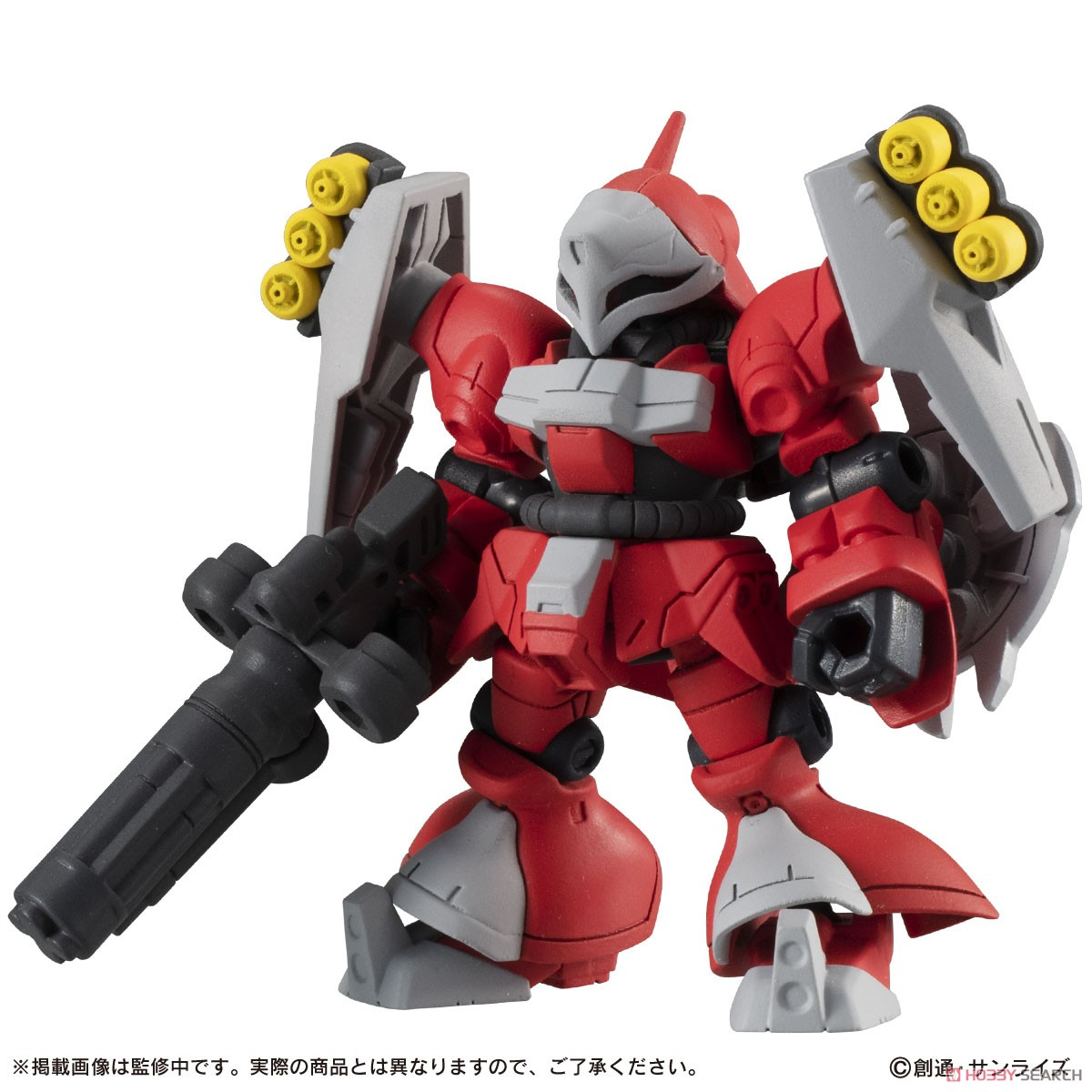 機動戦士ガンダム『MOBILE SUIT ENSEMBLE17』デフォルメ可動フィギュア 10個入りBOX-005