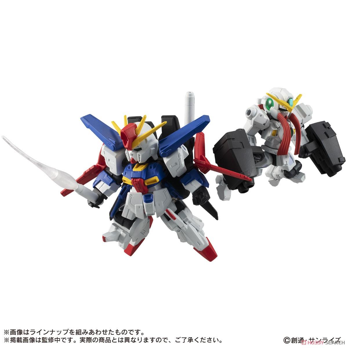 機動戦士ガンダム『MOBILE SUIT ENSEMBLE17』デフォルメ可動フィギュア 10個入りBOX-009