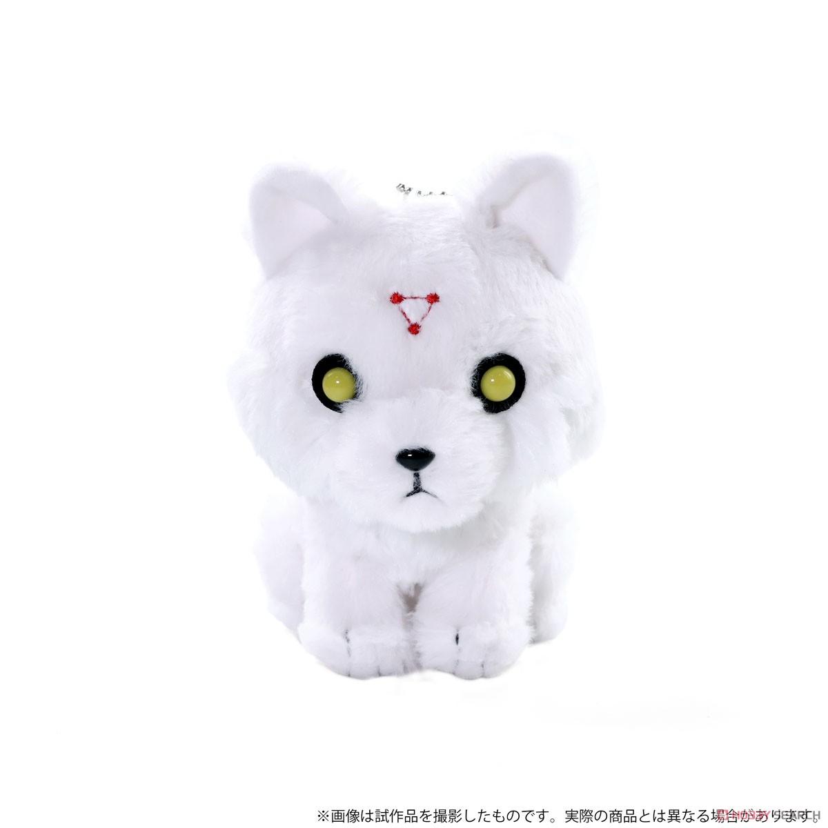 呪術廻戦『玉犬ぬいぐるみキーチェーンセット』グッズ-002