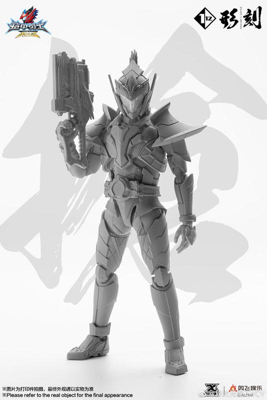 鎧甲勇士 アーマーヒーロー『ハンタースタリオン』1/12 可動フィギュア-007