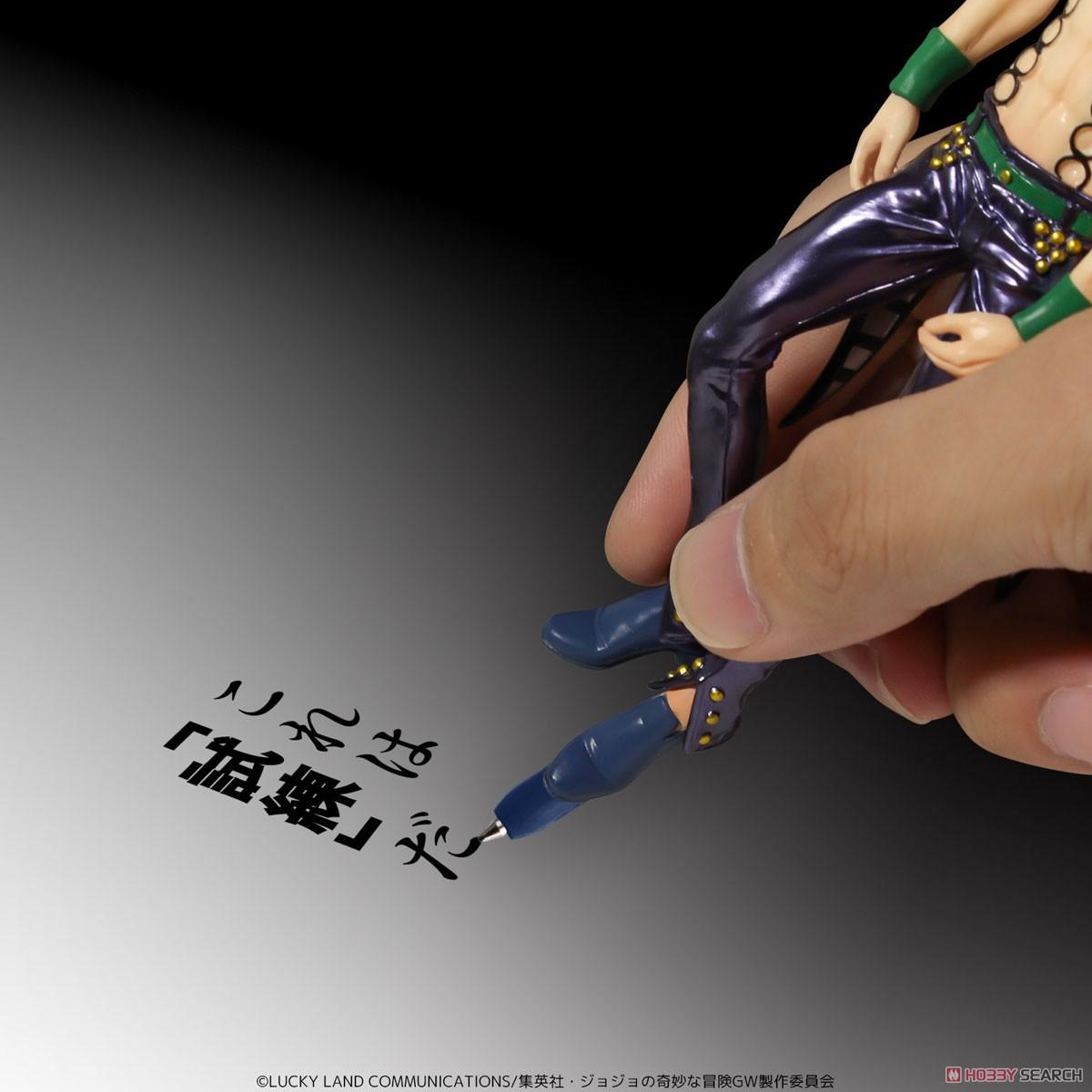 ジョジョの奇妙な冒険 黄金の風『ディアボロ フィギュアペン』完成品フィギュア-008