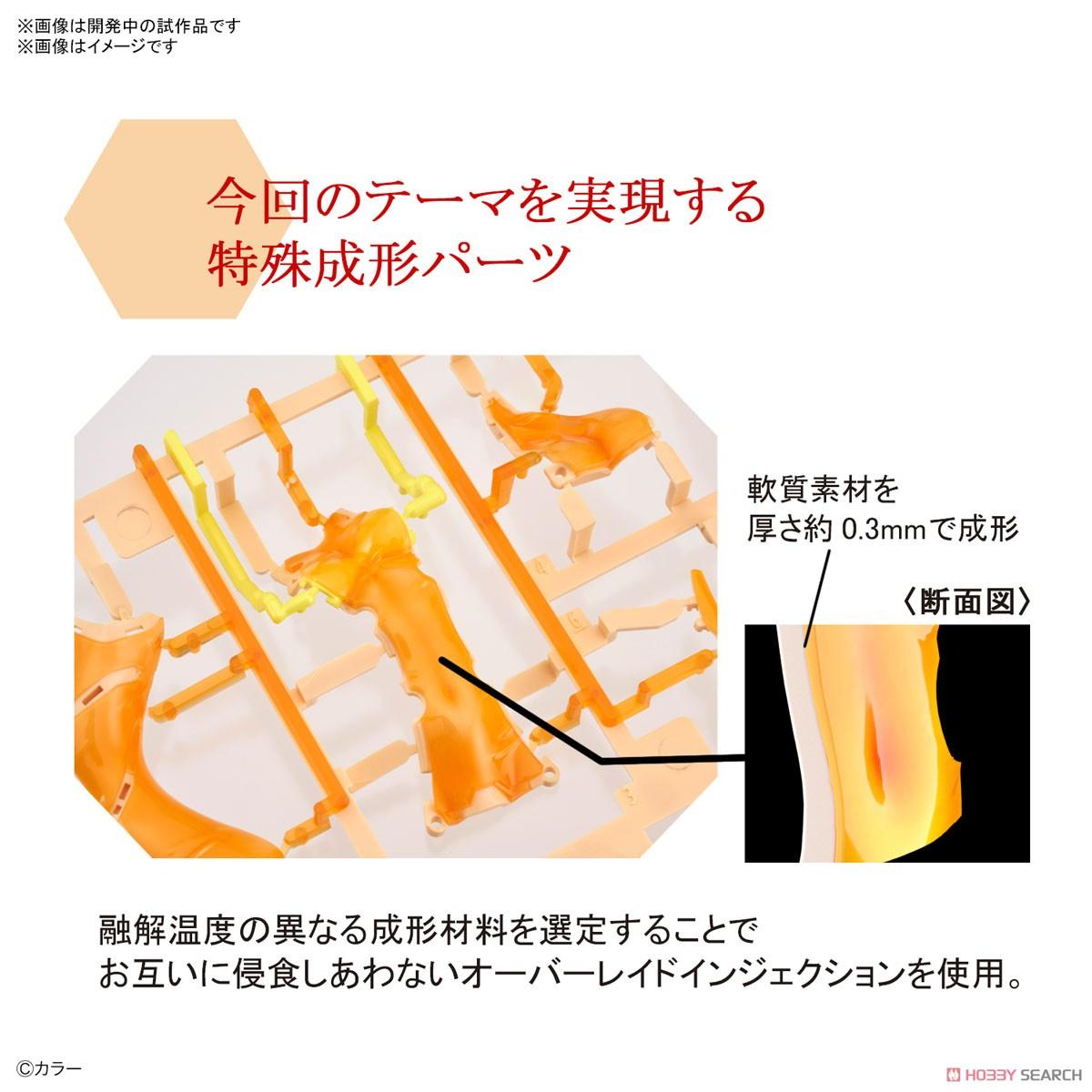 Figure-riseLABO『式波・アスカ・ラングレー』ヱヴァンゲリヲン新劇場版:破 プラモデル-007