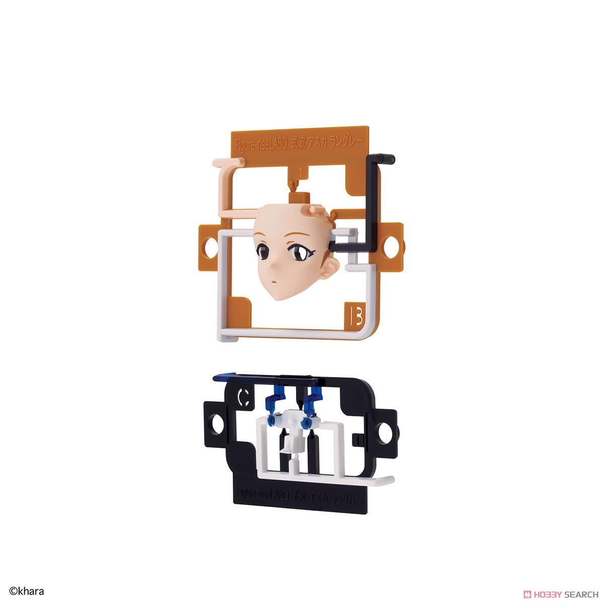 Figure-riseLABO『式波・アスカ・ラングレー』ヱヴァンゲリヲン新劇場版:破 プラモデル-017