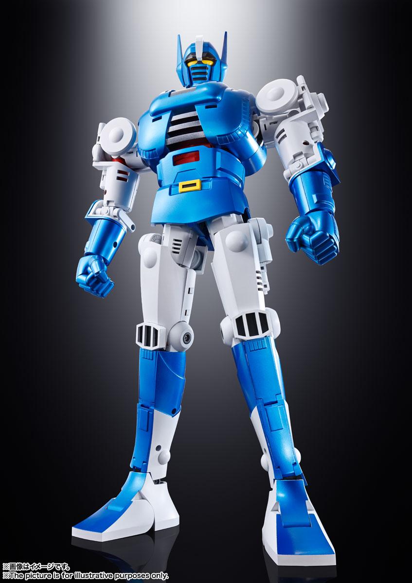 超合金魂『GX-95 闘士ゴーディアン』可動フィギュア-002