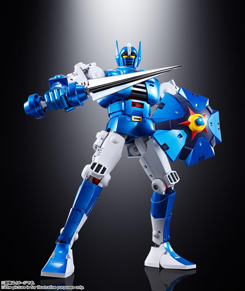 超合金魂『GX-95 闘士ゴーディアン』可動フィギュア-003