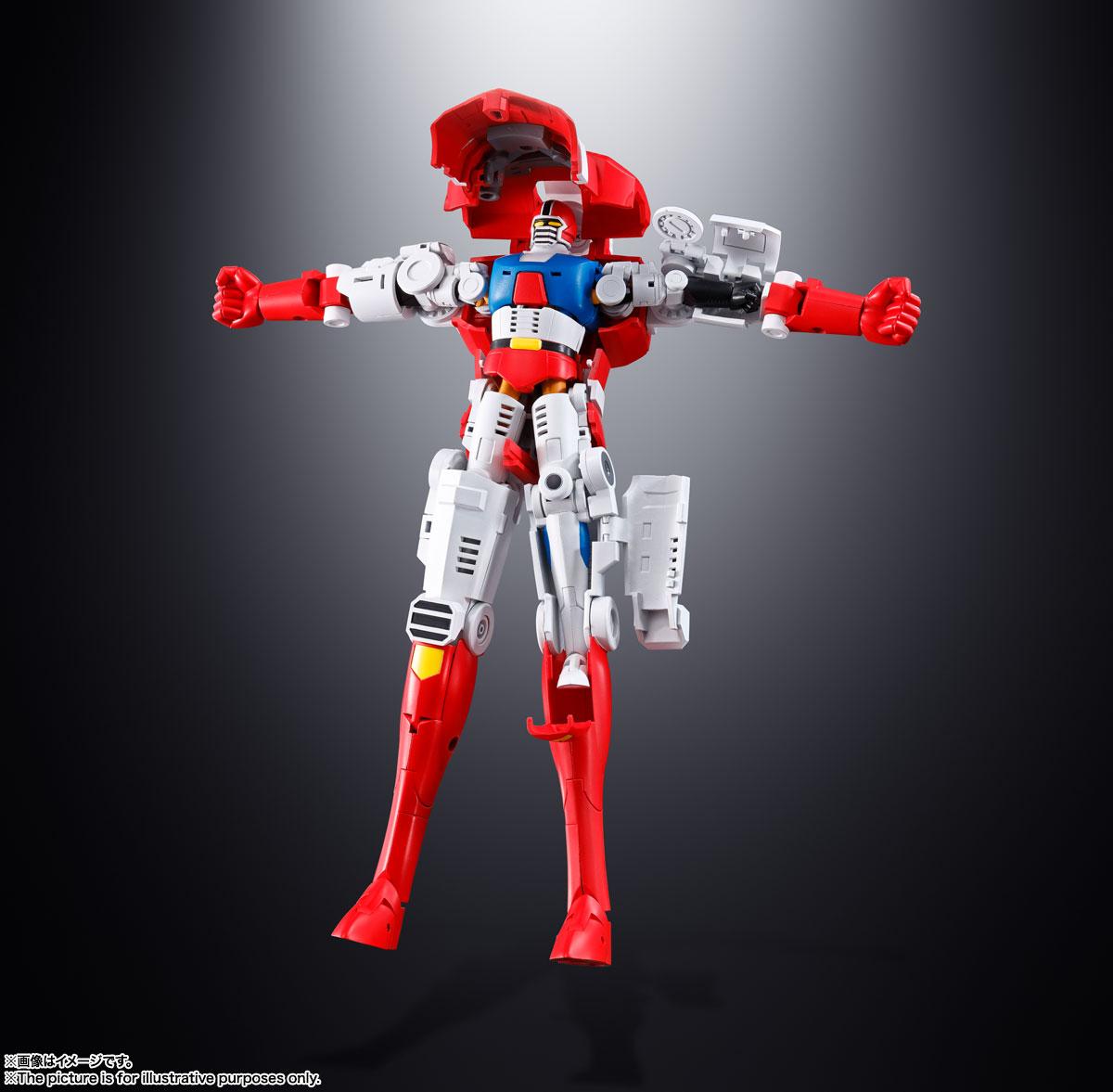 超合金魂『GX-95 闘士ゴーディアン』可動フィギュア-005