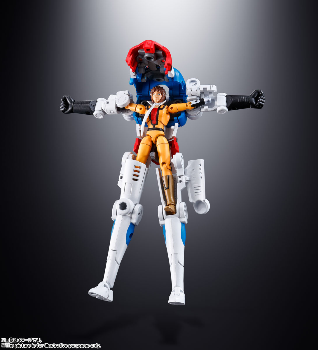 超合金魂『GX-95 闘士ゴーディアン』可動フィギュア-006