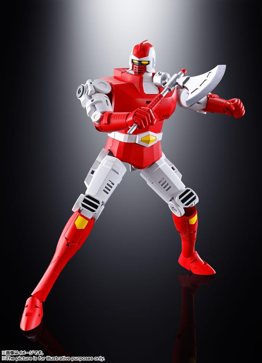 超合金魂『GX-95 闘士ゴーディアン』可動フィギュア-008