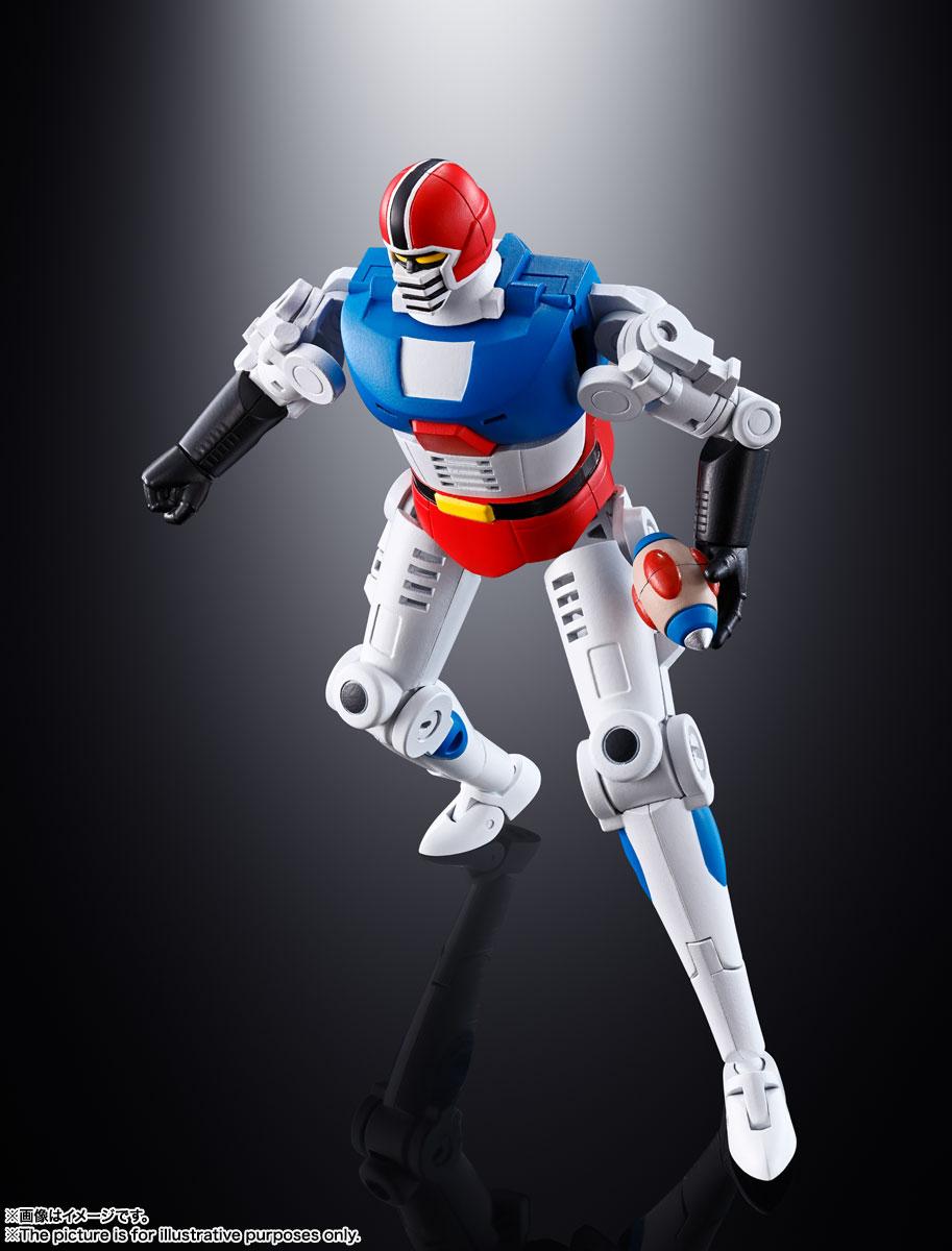 超合金魂『GX-95 闘士ゴーディアン』可動フィギュア-009