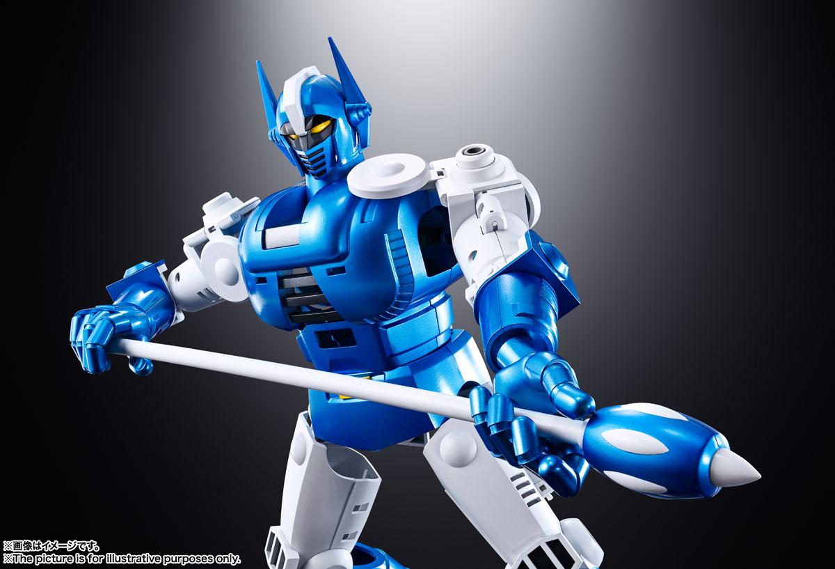 超合金魂『GX-95 闘士ゴーディアン』可動フィギュア-011
