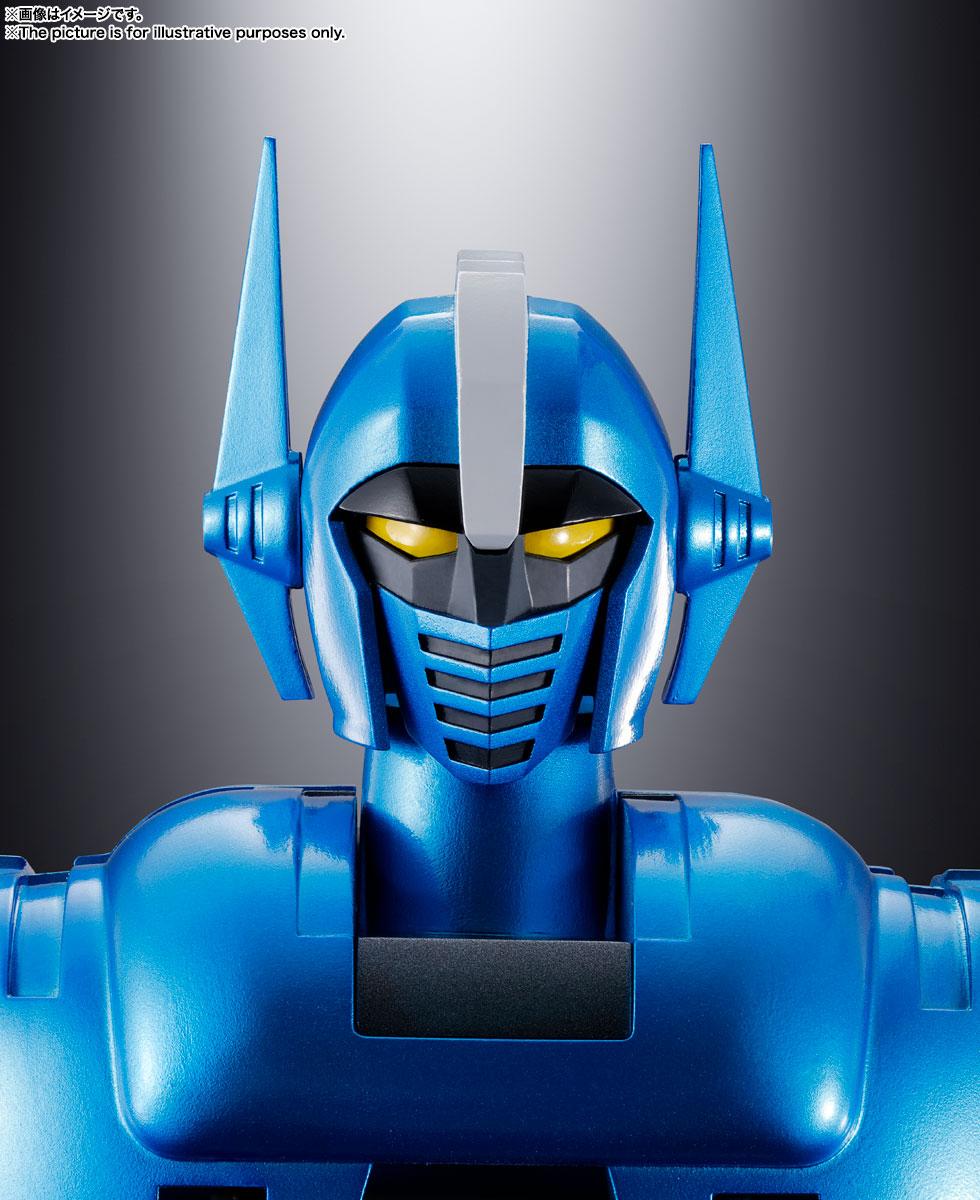 超合金魂『GX-95 闘士ゴーディアン』可動フィギュア-014