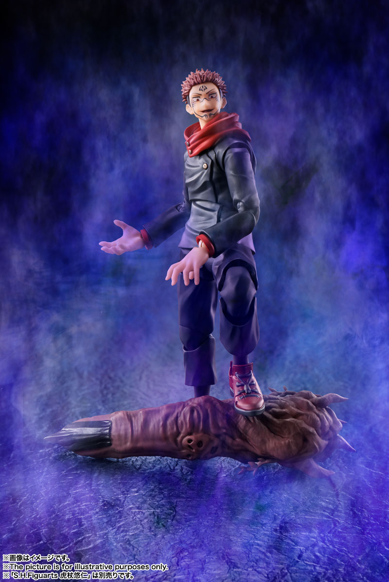 PROPLICA プロップリカ『特級呪物 両面宿儺の指』呪術廻戦 変身なりきり-014