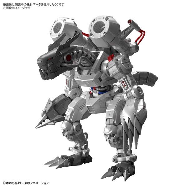 Figure-rise Standard Amplifie『ムゲンドラモン』デジモンアドベンチャー プラモデル