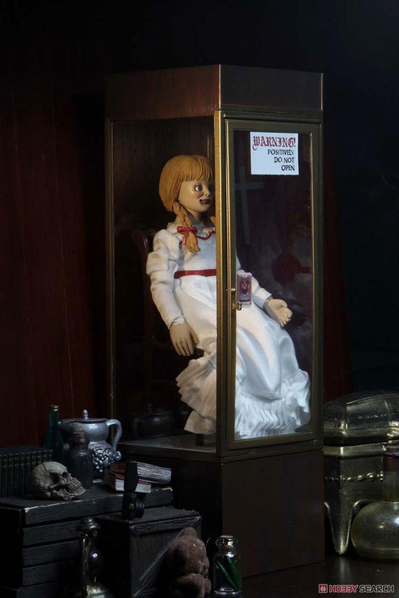 アナベル 死霊博物館『アナベル』8インチ アクションドール-003