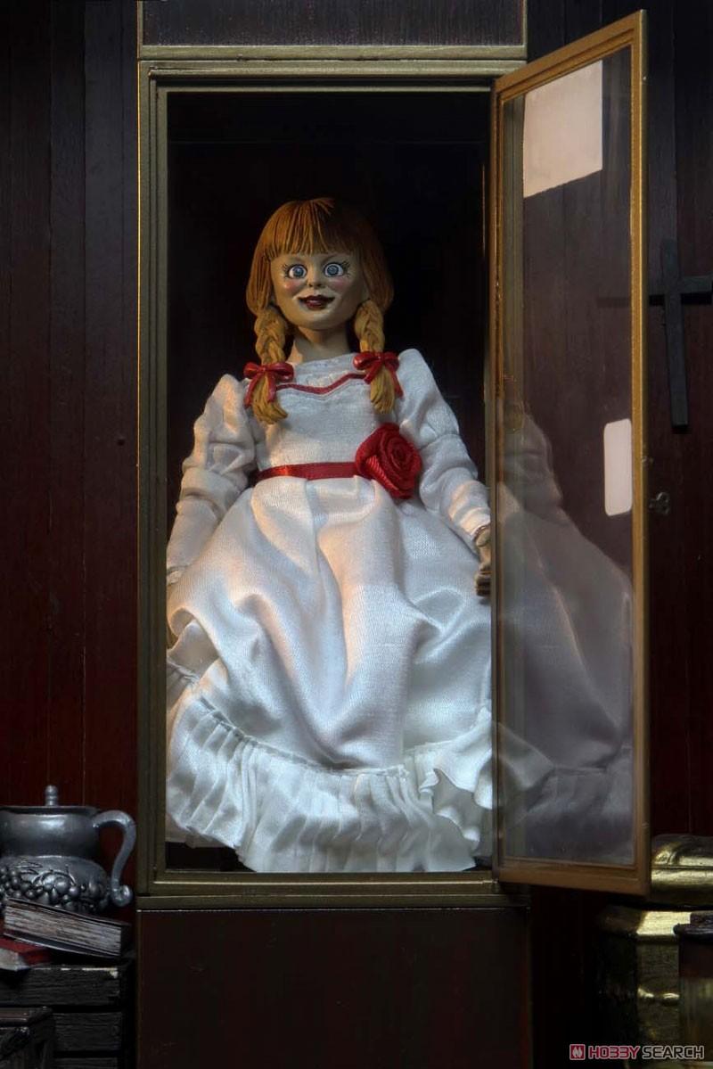 アナベル 死霊博物館『アナベル』8インチ アクションドール-004