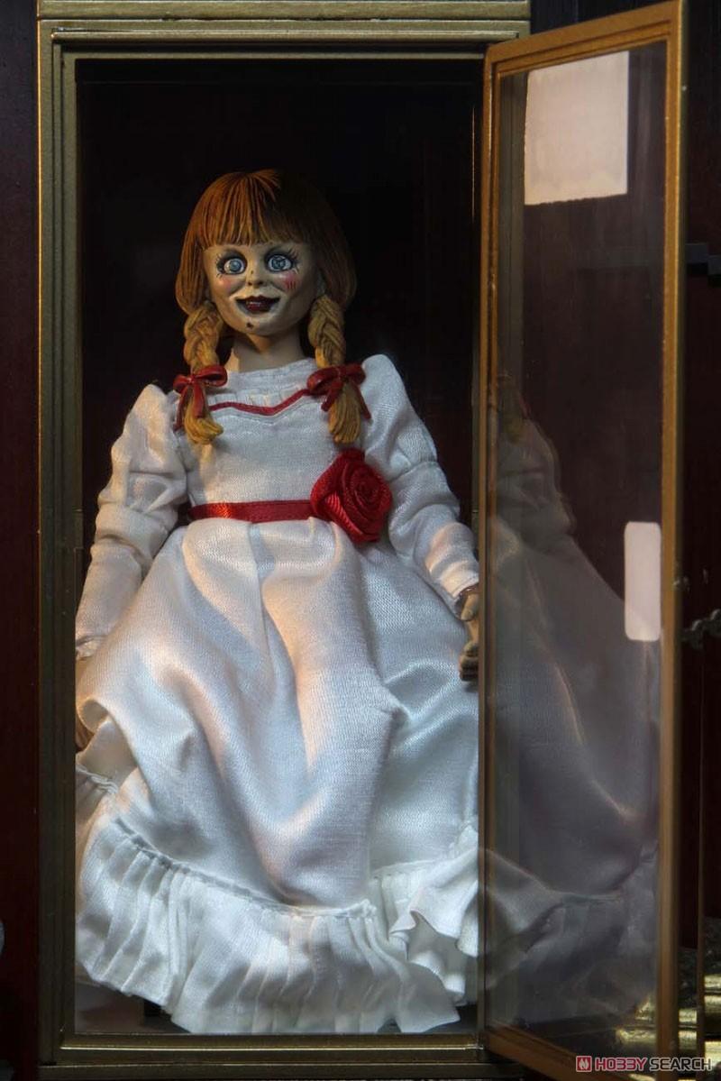 アナベル 死霊博物館『アナベル』8インチ アクションドール-005