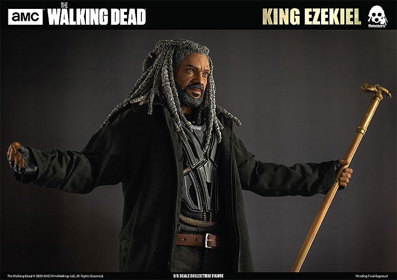 THE WALKING DEAD『KING EZEKIEL(キング・エゼキエル)』ウォーキング・デッド 可動フィギュア-003