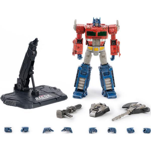 DLXスケール『オプティマスプライム/DLX Optimus Prime』Transformers: War For Cybertron Trilogy: Siege トランスフォーマー:ウォー・フォー・サイバトロン・トリロジー 可動フィギュア