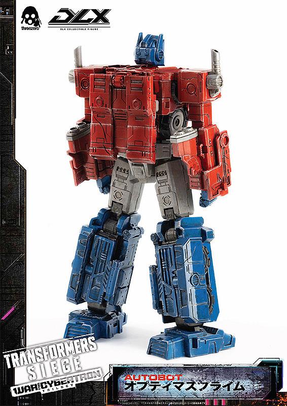 DLXスケール『オプティマスプライム/DLX Optimus Prime』Transformers: War For Cybertron Trilogy: Siege トランスフォーマー:ウォー・フォー・サイバトロン・トリロジー 可動フィギュア-003