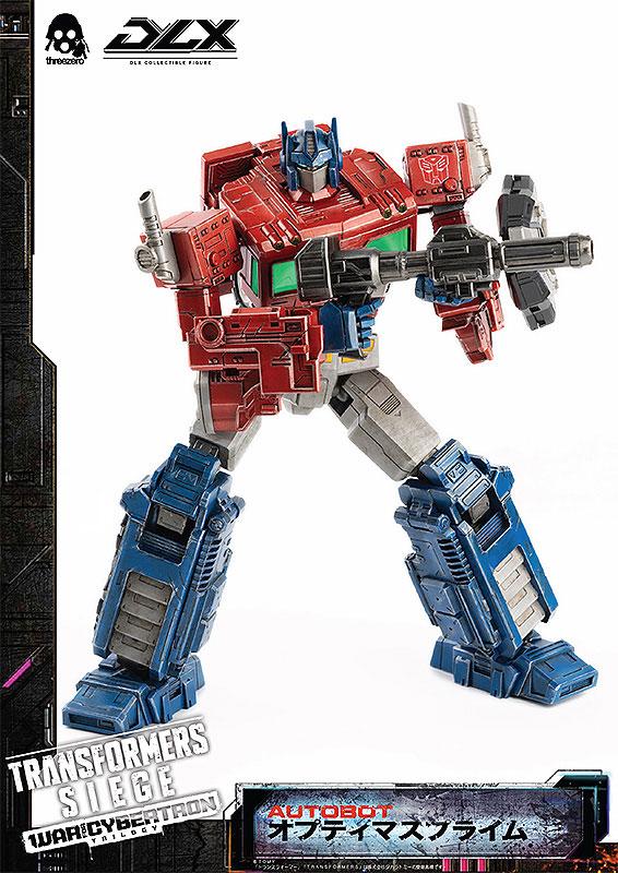 DLXスケール『オプティマスプライム/DLX Optimus Prime』Transformers: War For Cybertron Trilogy: Siege トランスフォーマー:ウォー・フォー・サイバトロン・トリロジー 可動フィギュア-004