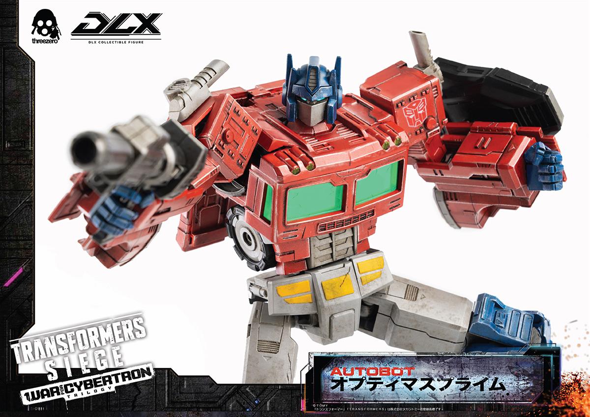 DLXスケール『オプティマスプライム/DLX Optimus Prime』Transformers: War For Cybertron Trilogy: Siege トランスフォーマー:ウォー・フォー・サイバトロン・トリロジー 可動フィギュア-007