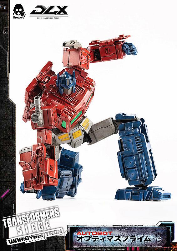 DLXスケール『オプティマスプライム/DLX Optimus Prime』Transformers: War For Cybertron Trilogy: Siege トランスフォーマー:ウォー・フォー・サイバトロン・トリロジー 可動フィギュア-009