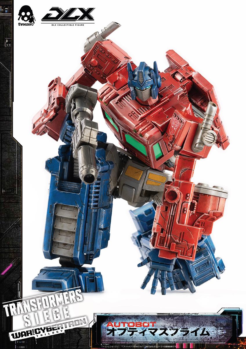 DLXスケール『オプティマスプライム/DLX Optimus Prime』Transformers: War For Cybertron Trilogy: Siege トランスフォーマー:ウォー・フォー・サイバトロン・トリロジー 可動フィギュア-010