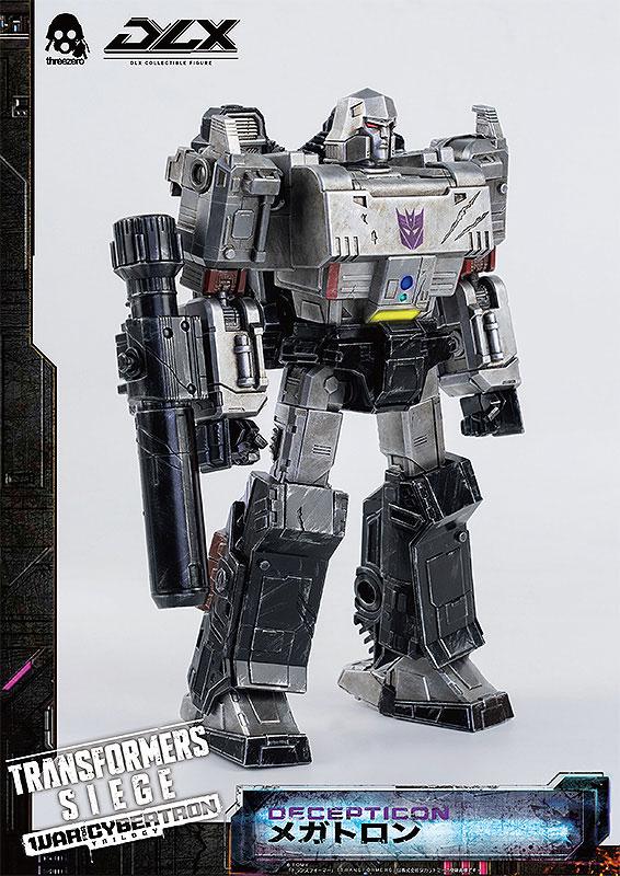DLXスケール『メガトロン/DLX Megatron』Transformers: War For Cybertron Trilogy: Siege トランスフォーマー:ウォー・フォー・サイバトロン・トリロジー 可動フィギュア-002
