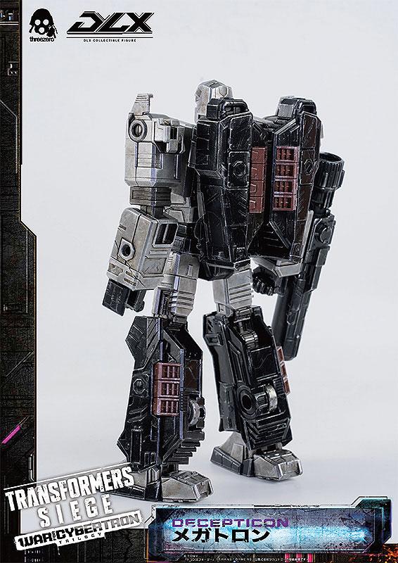 DLXスケール『メガトロン/DLX Megatron』Transformers: War For Cybertron Trilogy: Siege トランスフォーマー:ウォー・フォー・サイバトロン・トリロジー 可動フィギュア-003