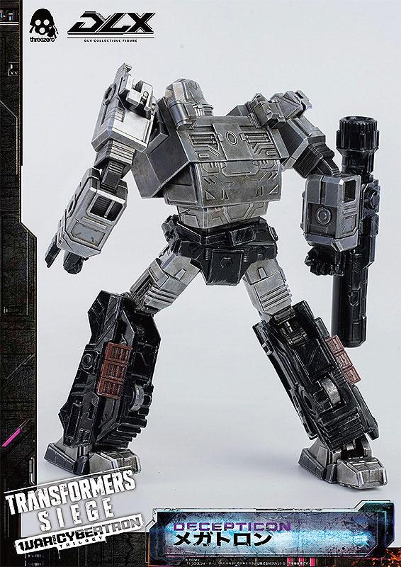 DLXスケール『メガトロン/DLX Megatron』Transformers: War For Cybertron Trilogy: Siege トランスフォーマー:ウォー・フォー・サイバトロン・トリロジー 可動フィギュア-004