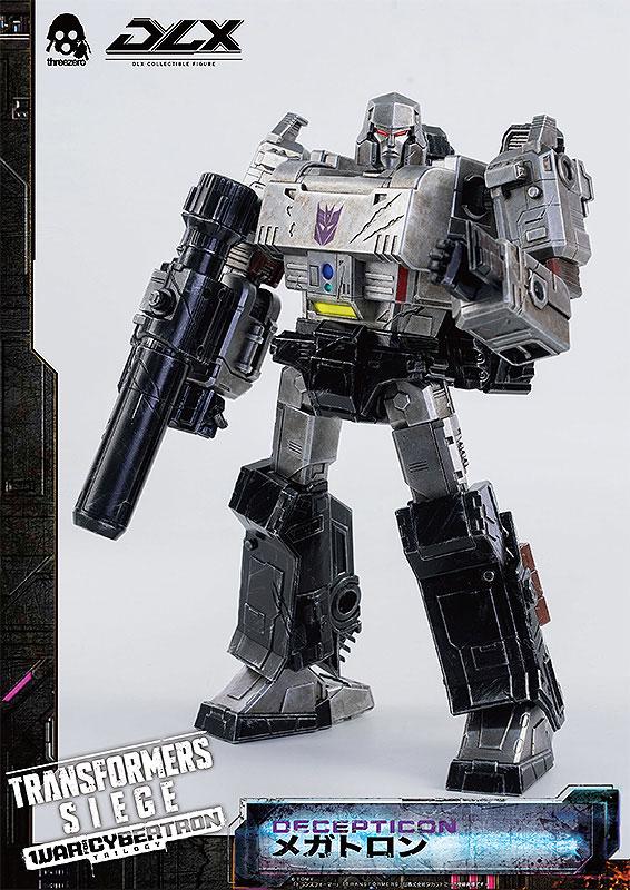 DLXスケール『メガトロン/DLX Megatron』Transformers: War For Cybertron Trilogy: Siege トランスフォーマー:ウォー・フォー・サイバトロン・トリロジー 可動フィギュア-007