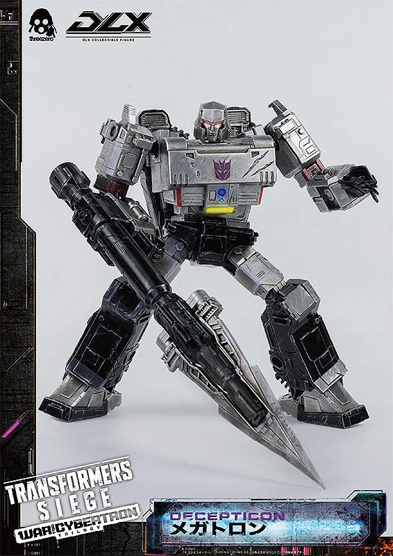 DLXスケール『メガトロン/DLX Megatron』Transformers: War For Cybertron Trilogy: Siege トランスフォーマー:ウォー・フォー・サイバトロン・トリロジー 可動フィギュア-011