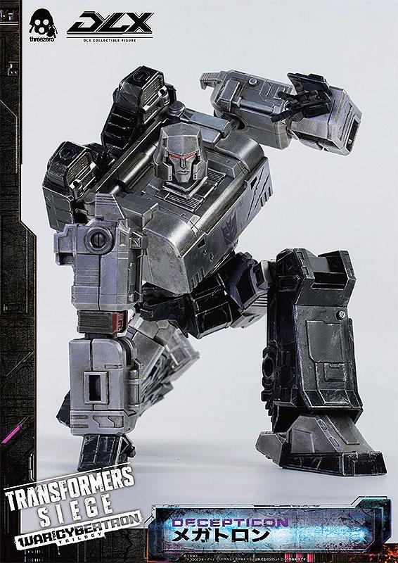 DLXスケール『メガトロン/DLX Megatron』Transformers: War For Cybertron Trilogy: Siege トランスフォーマー:ウォー・フォー・サイバトロン・トリロジー 可動フィギュア-012