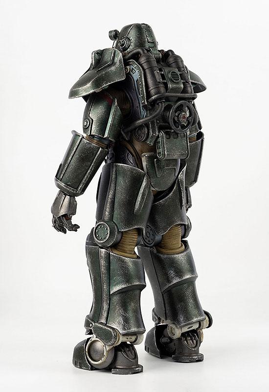フォールアウト『T-45 NCR Salvaged Power Armor(NCRサルベージ パワーアーマー)』フォールアウト 1/6 可動フィギュア-004